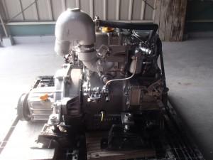 ヤンマー2GM20エンジン