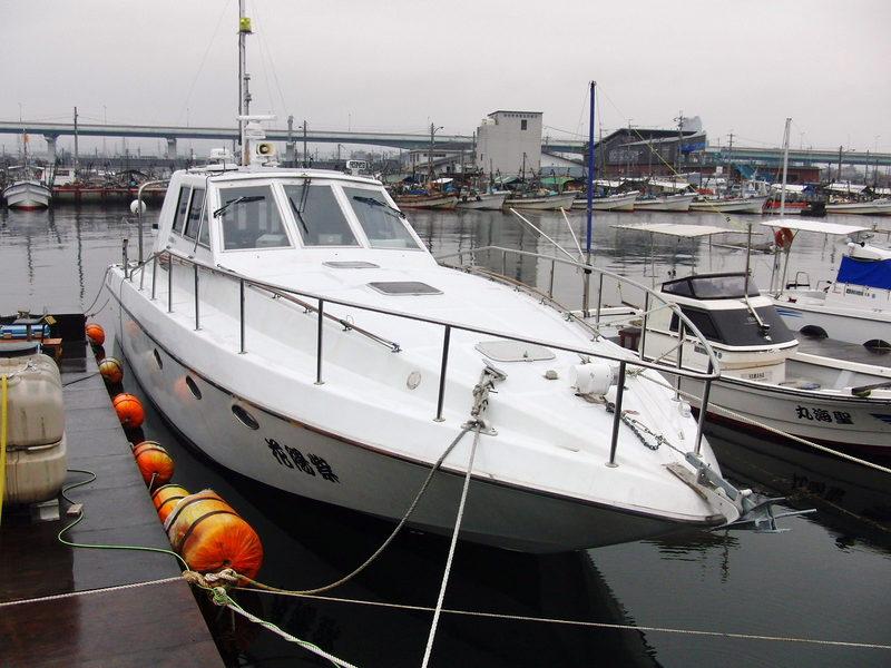 吉川造船50フィート