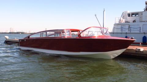 ベネチアンボート