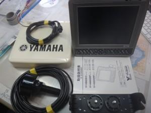 ◆YAMAHA・カラーGPSプロッター魚探【YFHB8200-S】