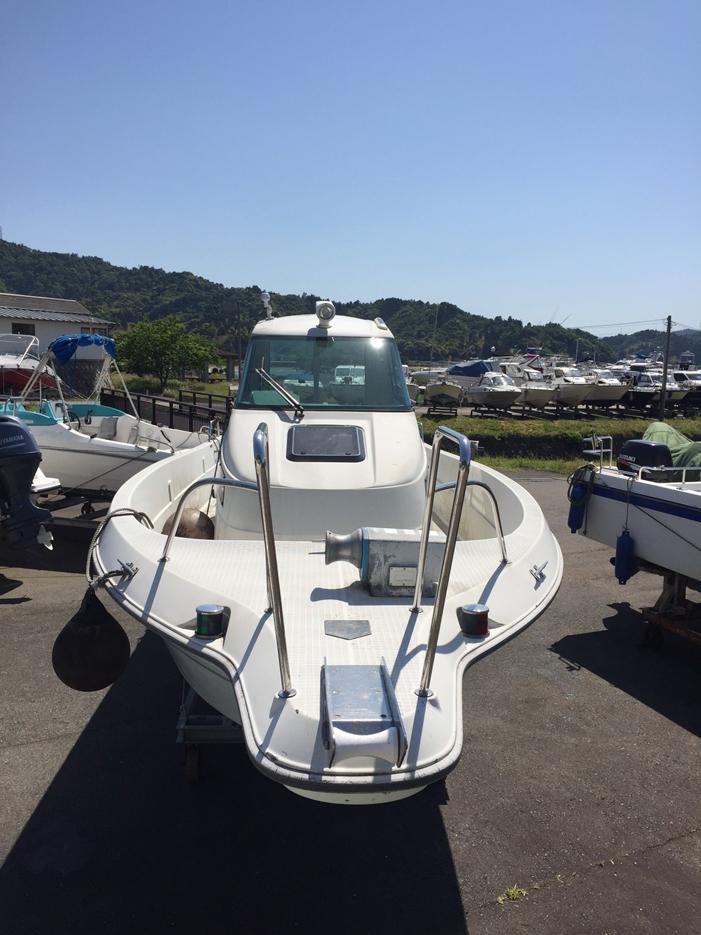 艇 ヤンマー 中古 船買取|ヤンマー 漁船