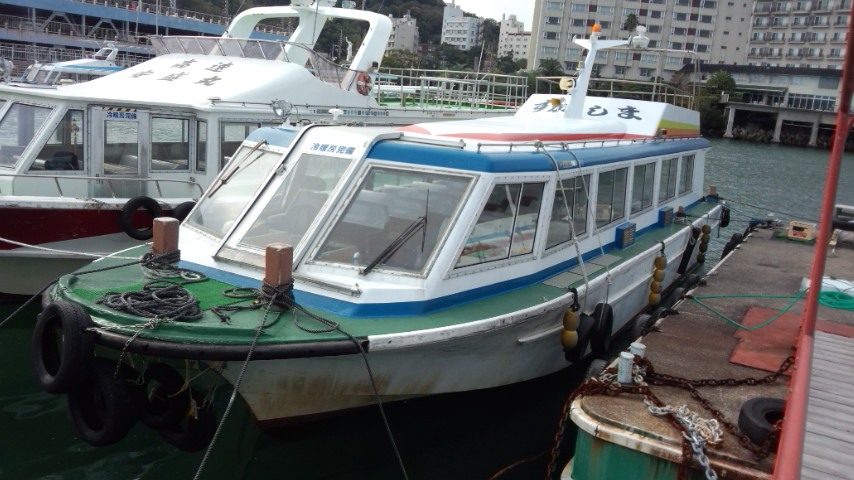 70人乗り旅客船