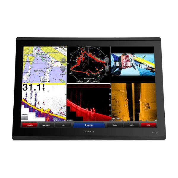 【GARMIN】GPSMAP8424GPSプロッター