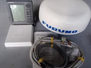 7型液晶レーダー【MODEL1715】国内技適モデル