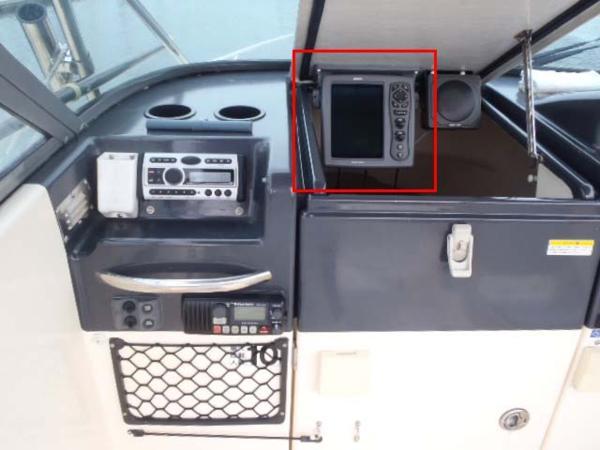 8.4カラー液晶レーダーMDC-941【4kWドーム】