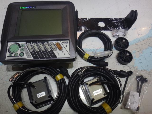 ◆HONDEX・ホンデックスHE-5630【3周波対応】