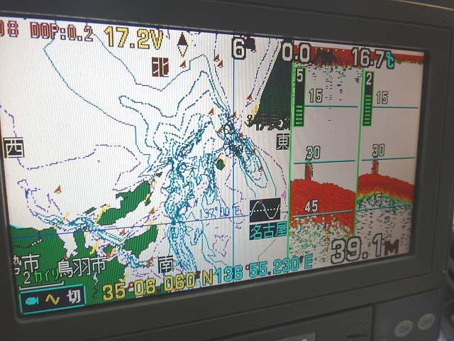 ◆YAMAHA・DGPS魚探YF-7200NFD