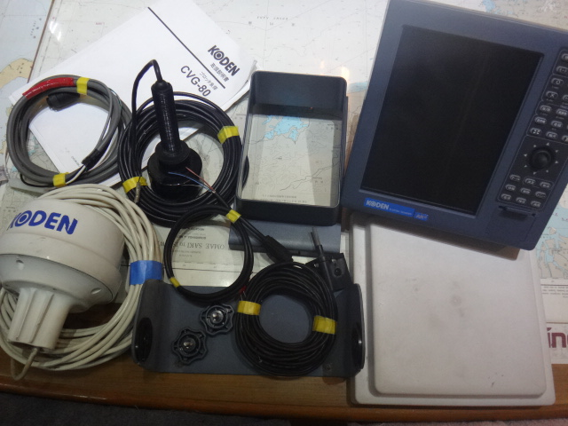 GPS魚探【CVG80】