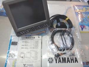 ◆YAMAHA・GPSデジタル魚探50/200kHz【YFH084-2S】