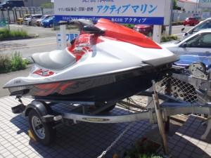 ◆KAMIKAZE・組立ボートトレーラーS350【軽350kg積載】