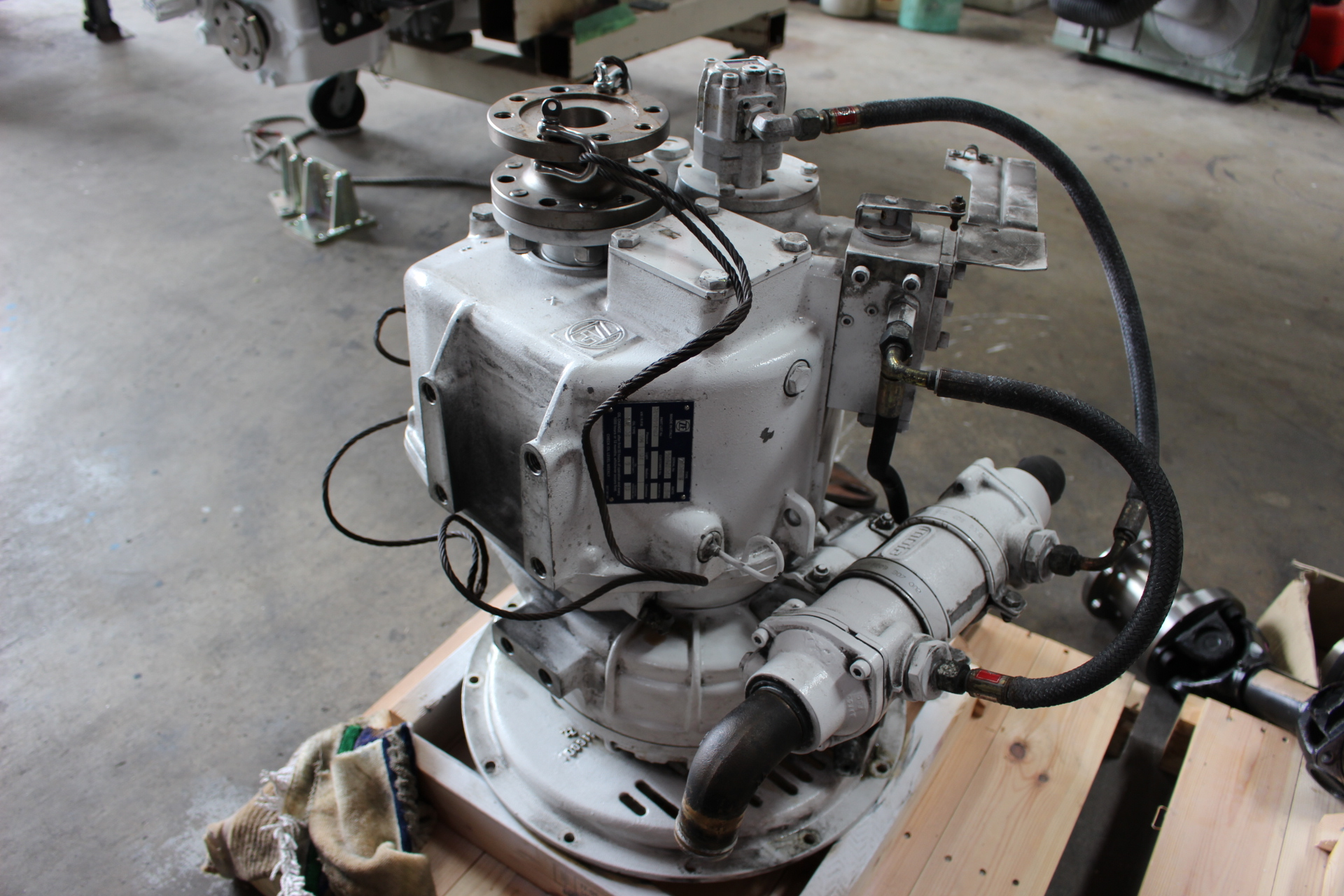 ZF300TS トランスミッション