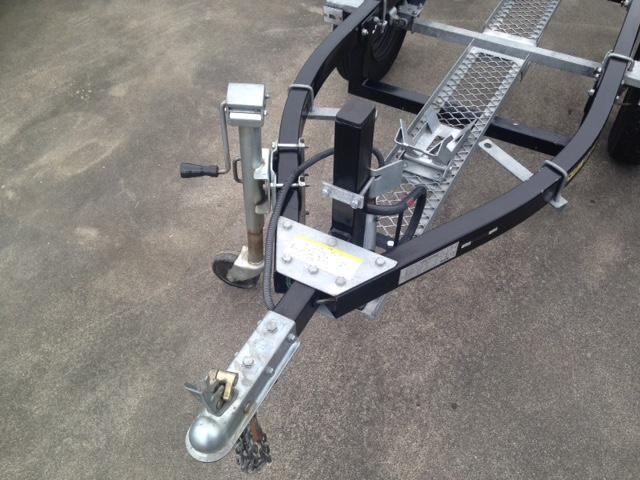 SUNTREX TR-BDバイクトレーラー