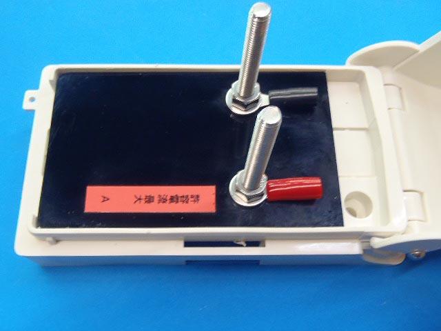 ◆電動リールコンセントボックス【黒PLT】