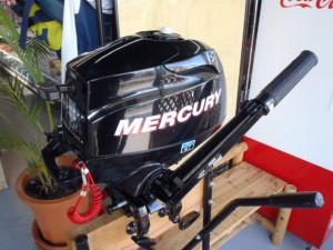 ◆MERCURY・4スト2馬力船外機
