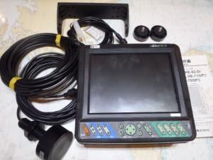 GPSデジタル魚探600w2周波【HE82-Di】