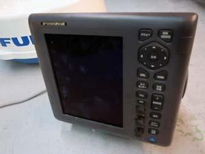 FURUNOカラーレーダー【MODEL1835】