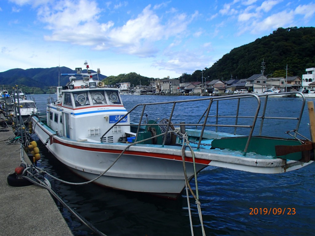 カスタム艇