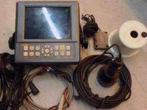 ◆SONIX・GPS魚探50/200kHz2周波【SVC780】