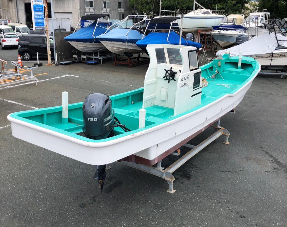 藤井造船 31尺