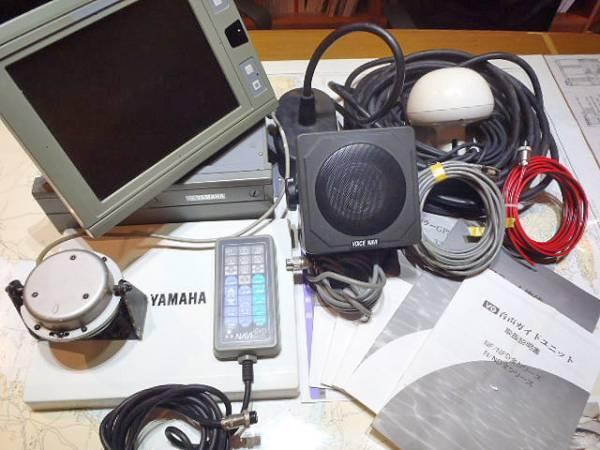 ◆YAMAHA・DGPS1.5kw50/200kHz2周波魚探【ロイヤルYF-320NFD3】