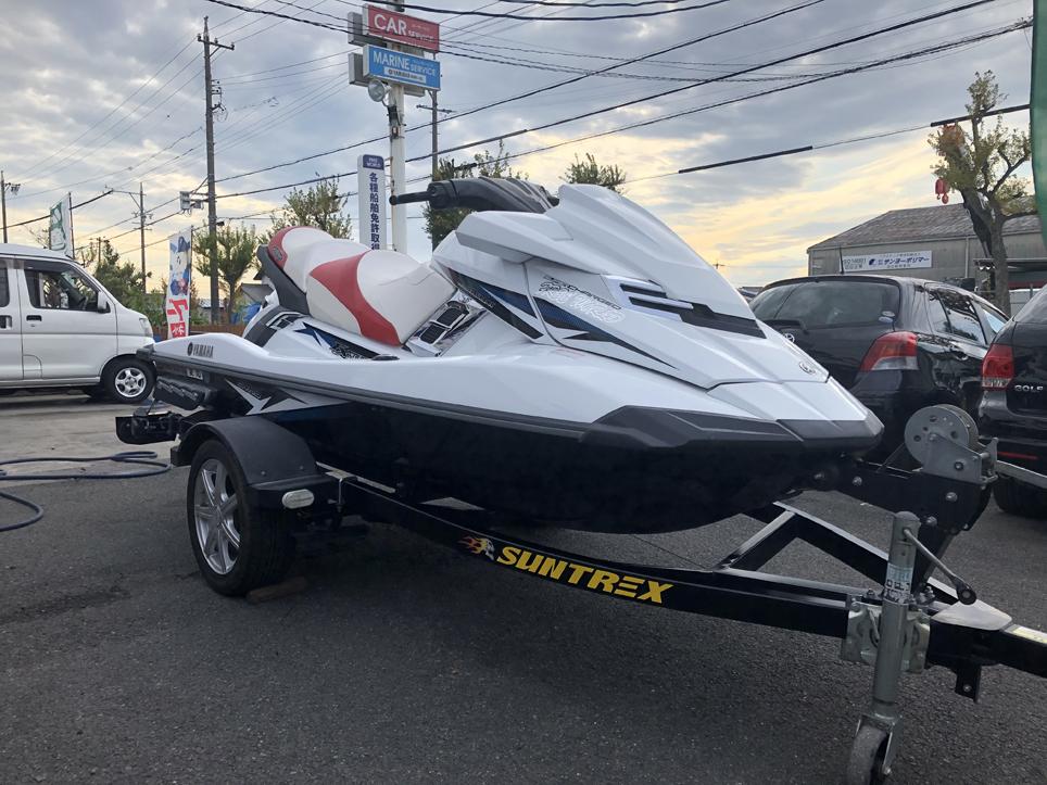 MJ-FX Cruiser SVHO